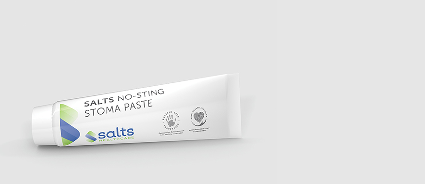 Salts No-Sting Stoma Paste