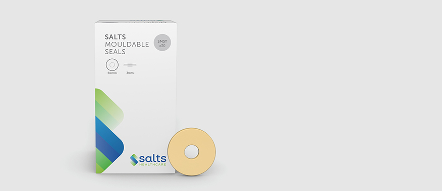 Salts Mouldable Seals