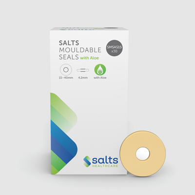 Salts Mouldable Seals with Aloe