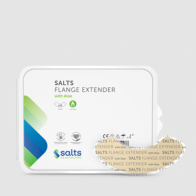 Salts Flange Extender with Aloe